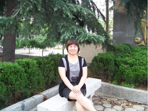 秦老师——语文教师